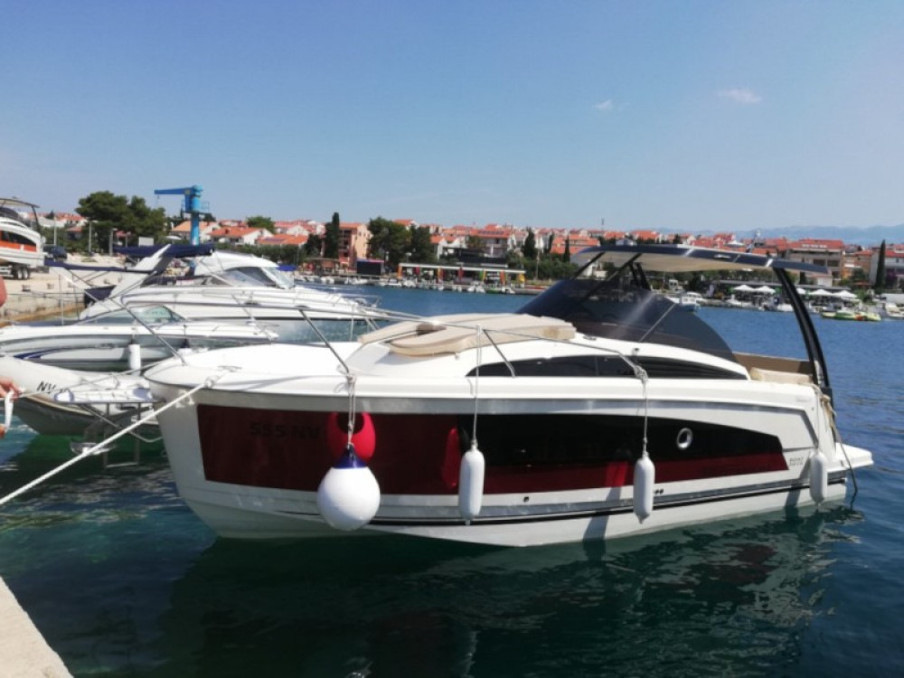 Rental yacht Novalja -  Balt 818 Titanium on SamBoat