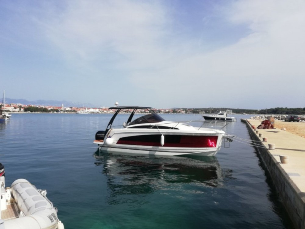 Boat rental Novalja cheap Balt 818 Titanium
