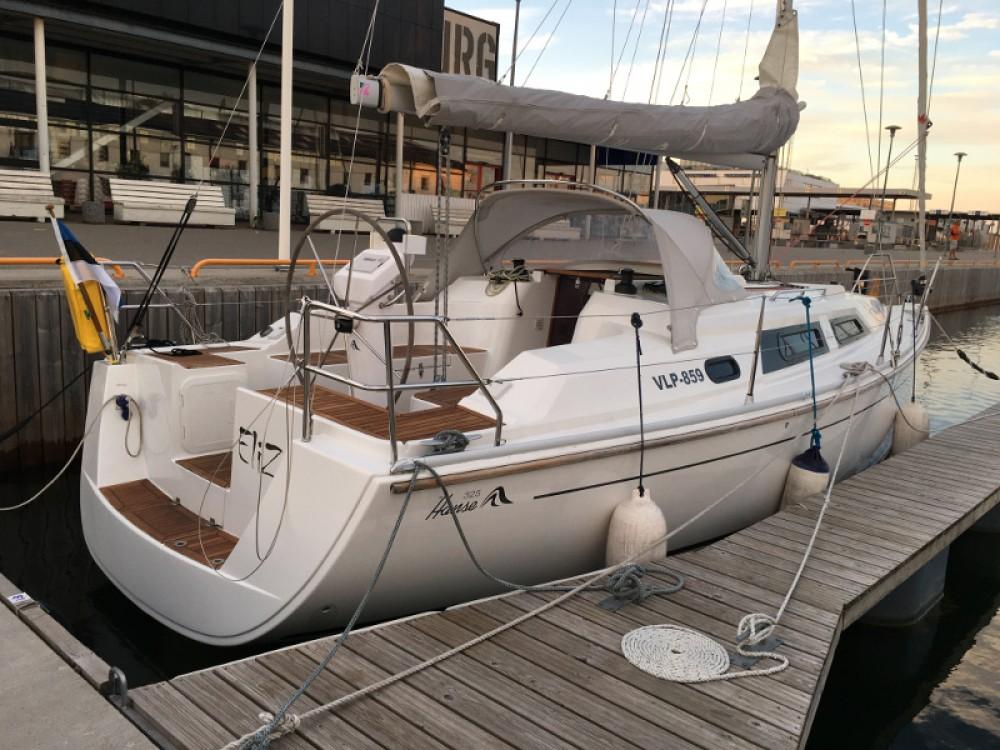 Rental Sailboat in Tallinn - Hanse Hanse 325