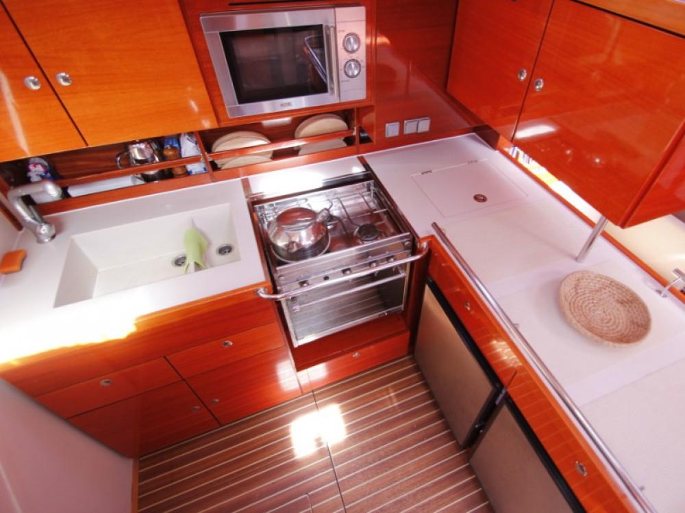 Boat rental Tallinn cheap Hanse 531