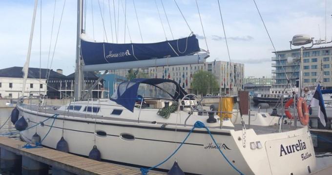 Rental yacht Tallinn - Hanse Hanse 531 on SamBoat