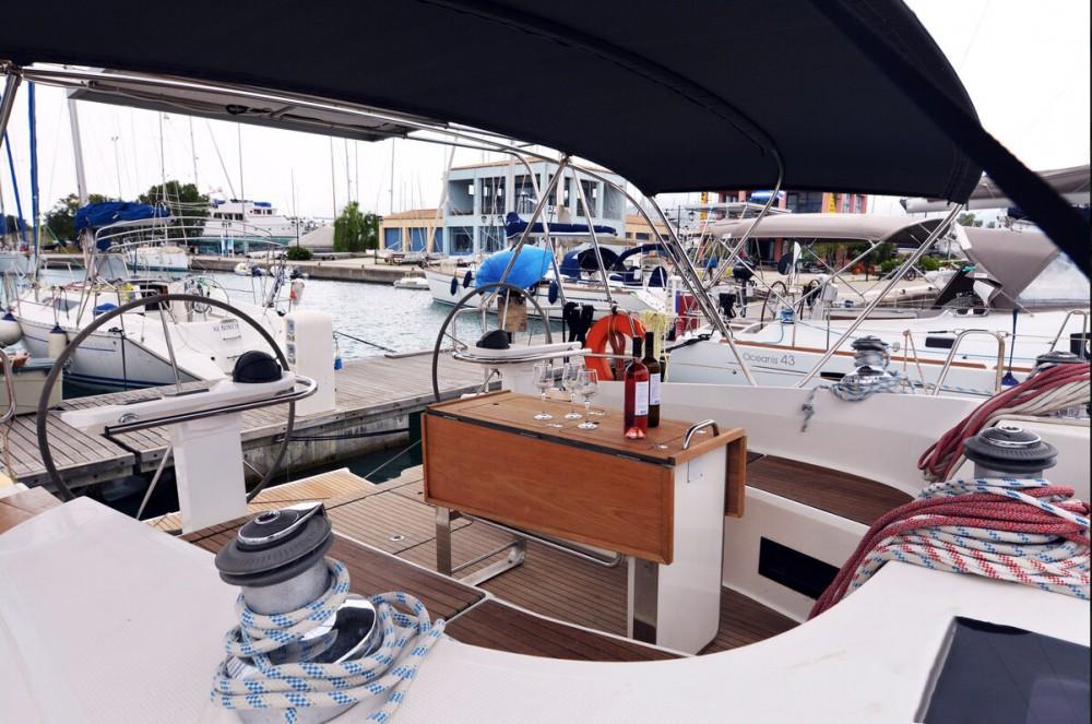Rental Sailboat in Kavala - Bavaria Bavaria 45 Cruiser