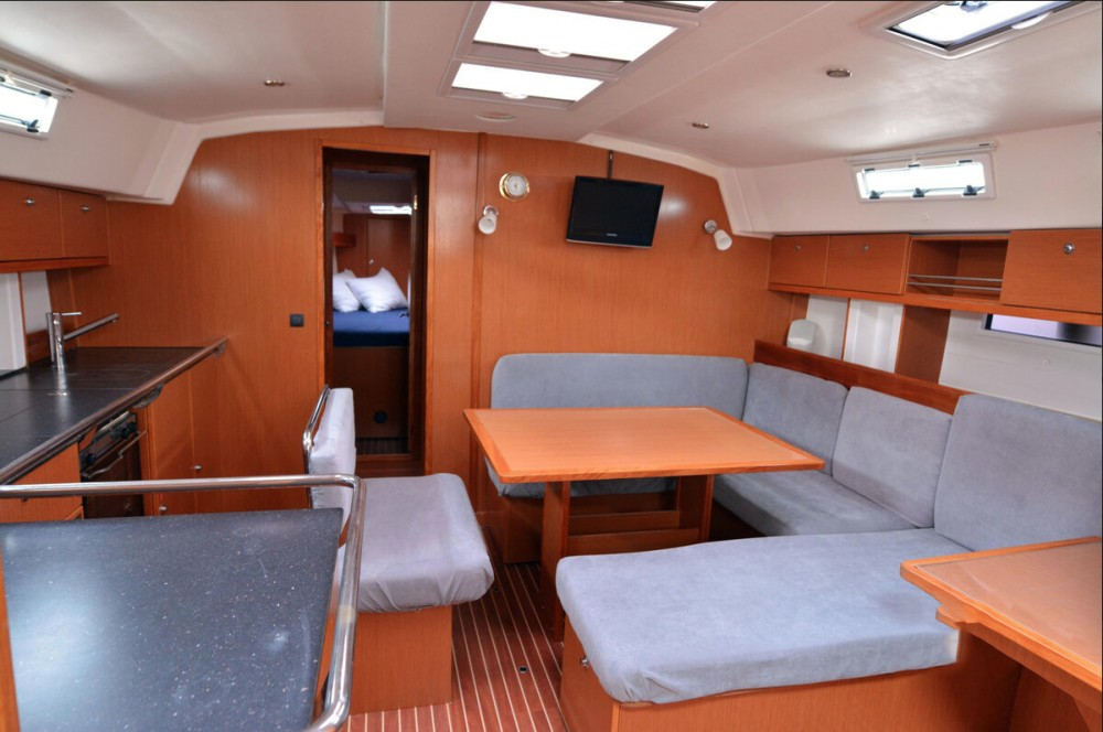Bavaria Bavaria 45 Cruiser between personal and professional Kavala