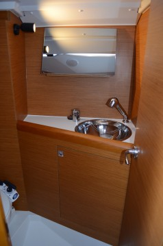 Boat rental Ploče cheap Sun Odyssey 349