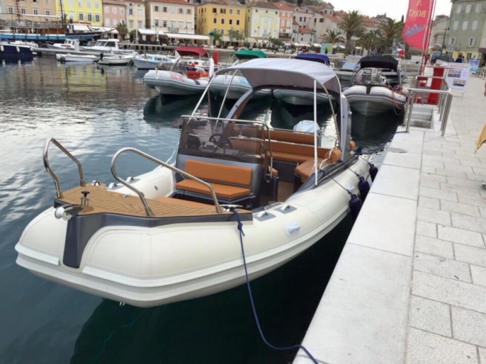 Boat rental Marina Zadar cheap Shark BF 23 Sport