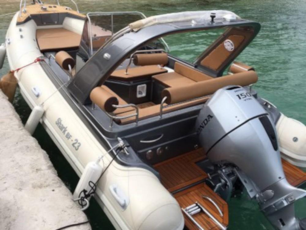 Rental Motor boat in Marina Zadar -  Shark BF 23 Sport