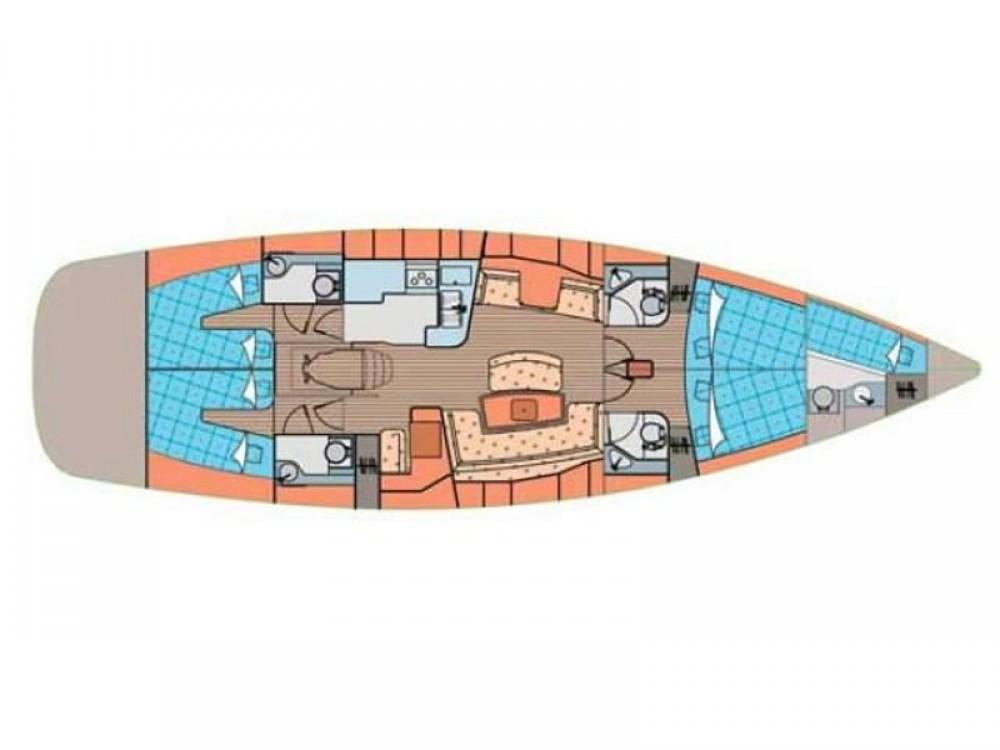 Rental yacht Ploče - Elan Elan Impression 514 on SamBoat