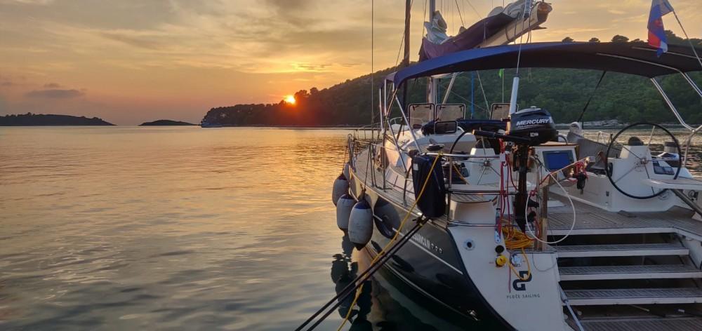 Boat rental Ploče cheap Elan Impression 514