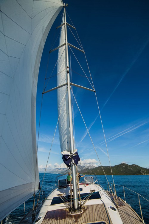 Hire Sailboat with or without skipper Elan Ploče