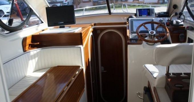 Hire Motorboat with or without skipper Sas Vektor Zadar