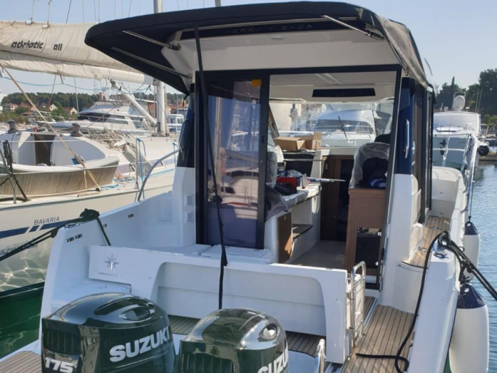 Rental Motorboat in Grad Zadar - Jeanneau Merry Fisher 895
