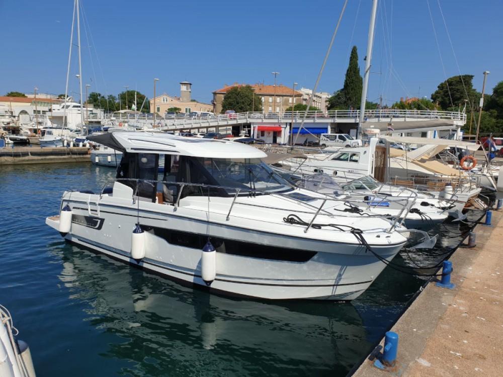 Boat rental Grad Zadar cheap Merry Fisher 895