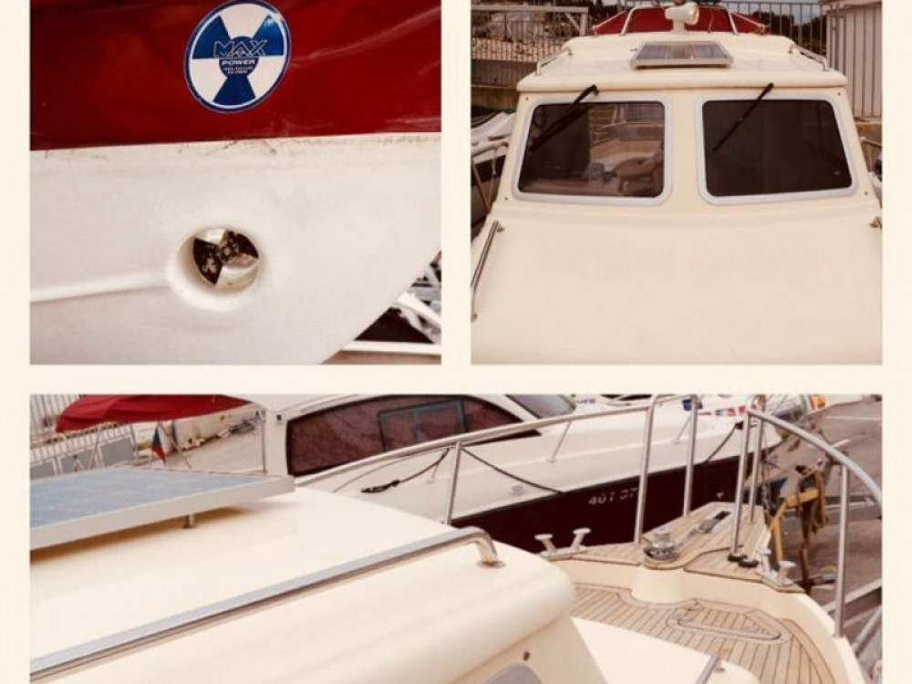 Motor boat for rent Marina Zadar at the best price