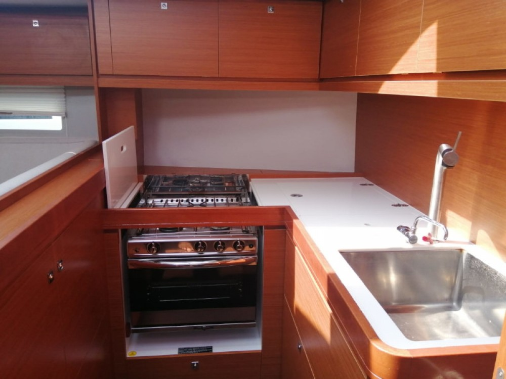 Boat rental Dufour Dufour 520 Grand Large in Milazzo on Samboat