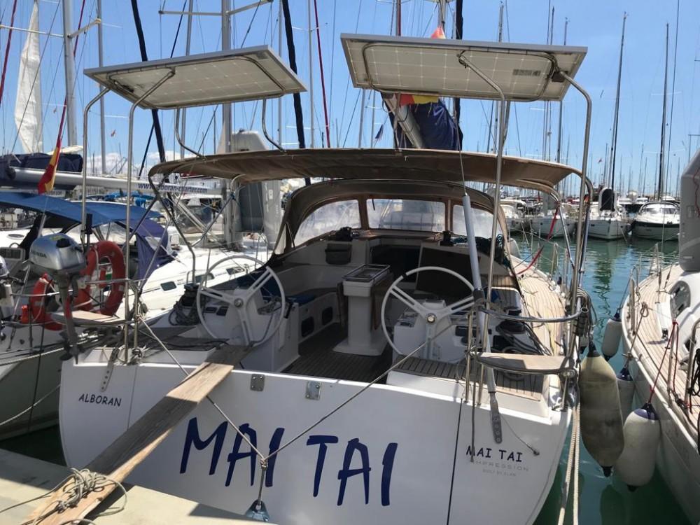 Rental yacht Palma - Elan Elan 50 Impression on SamBoat