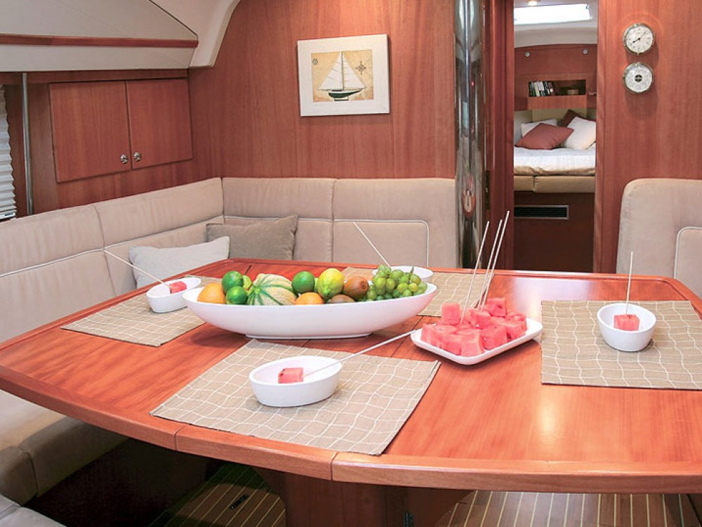 Hire Sailboat with or without skipper Elan Arona