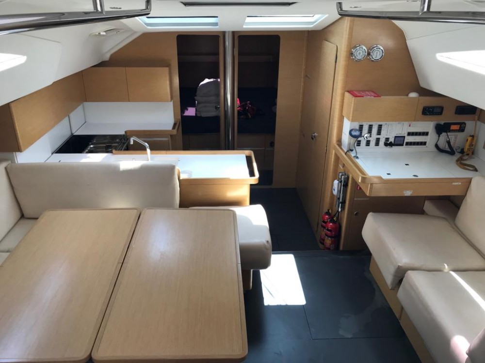 Boat rental Elan Elan 50 Impression in El Rosario on Samboat