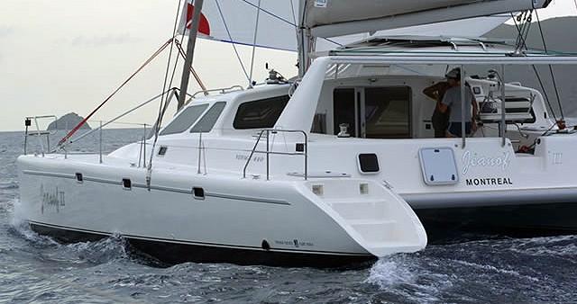Boat rental Voyage Voyage 440 in Cienfuegos on Samboat