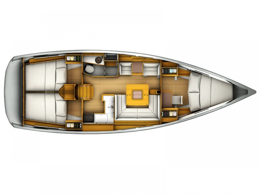 Rental Sailboat in Palma - Jeanneau Sun Odyssey 409