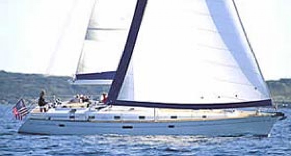 Rental Sailboat in El Rosario - Bénéteau Beneteau 50-4