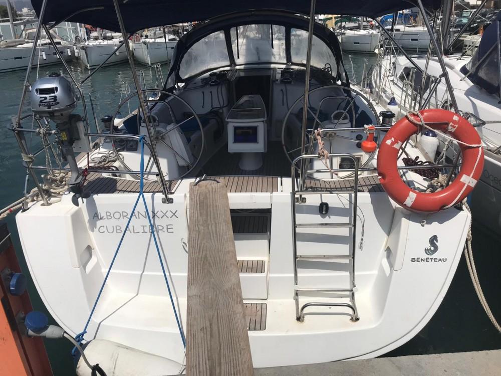 Boat rental Arona cheap Oceanis 43-3