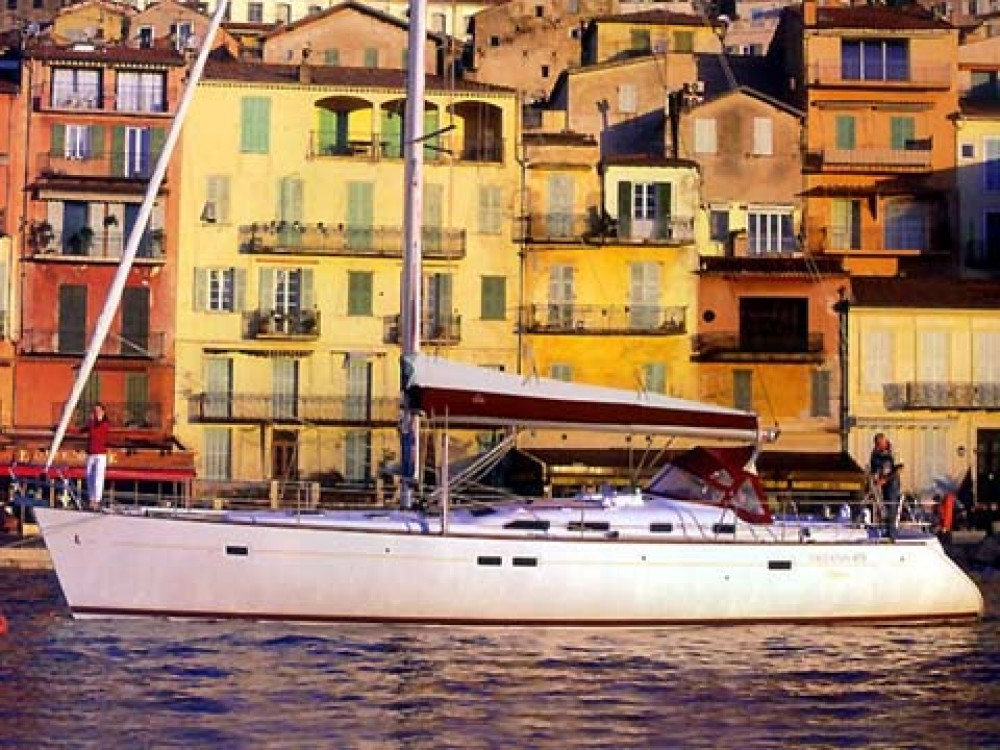 Rental Sailboat in Las Palmas de Gran Canaria - Bénéteau Oceanis 473
