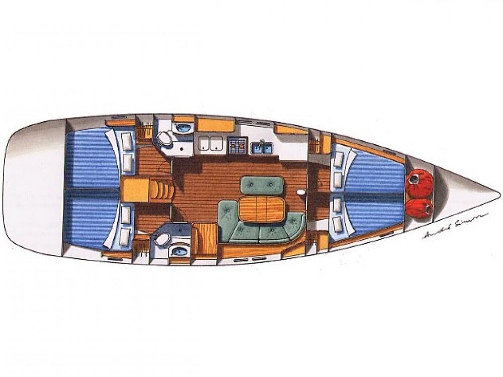 Hire Sailboat with or without skipper Bénéteau Las Palmas de Gran Canaria