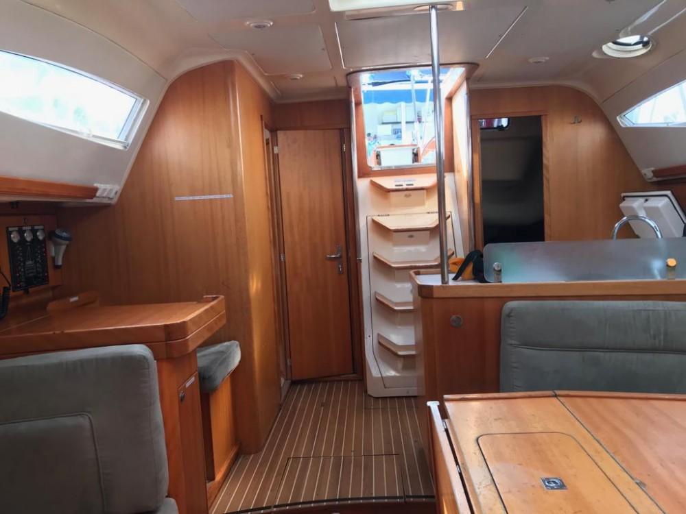 Boat rental Palma cheap Elan 434 Impression 1