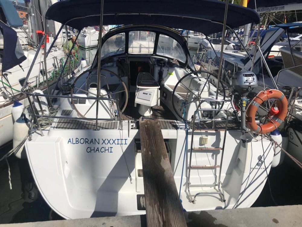 Rental yacht Palma de Majorque - Bénéteau Oceanis 40 on SamBoat