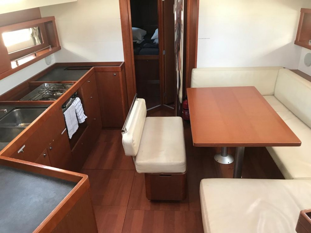 Boat rental Palma cheap Oceanis 45-4