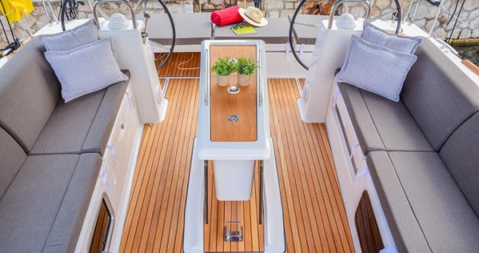 Hire Sailboat with or without skipper Dufour Parikia