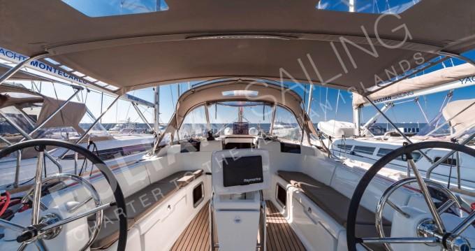 Rental Sailboat in Capo d'Orlando - Jeanneau Jeanneau S.O.449