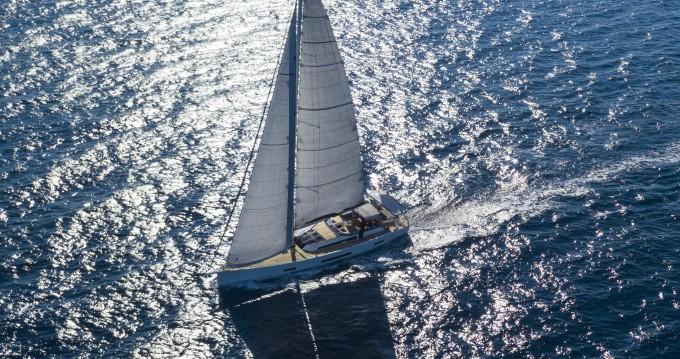 Boat rental Agios Kosmas cheap Dufour 63 Exclusive