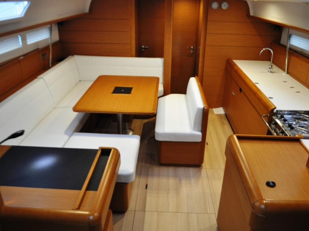 Rental yacht Álimos - Jeanneau Sun Odyssey 519 on SamBoat