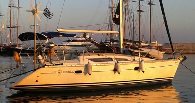 Boat rental Pálairos cheap Sun Odyssey 33
