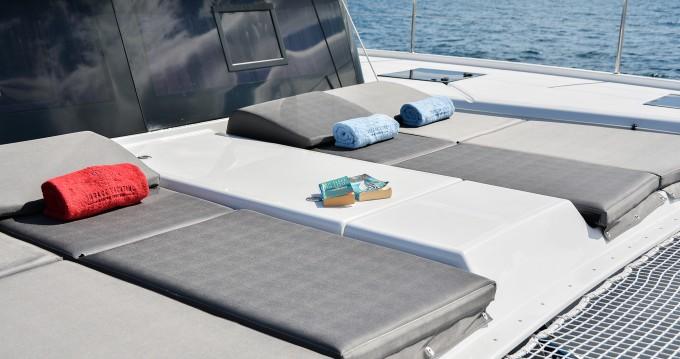 Rental yacht Lefkas Marina - Dufour Dufour 48 Catamaran on SamBoat