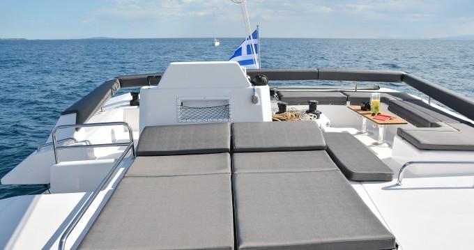Rent a Dufour Dufour 48 Catamaran Lefkas Marina