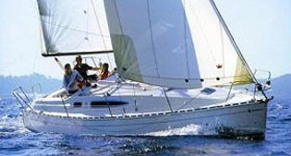 Boat rental Jeanneau Sun Odyssey 29.2 in Izola / Isola on Samboat
