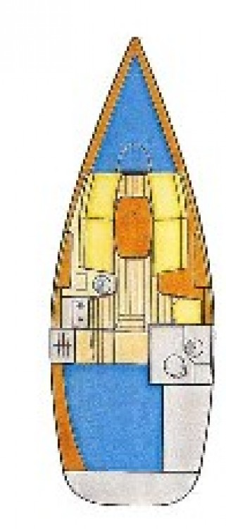 Rental Sailboat in Izola / Isola - Jeanneau Sun Odyssey 29.2