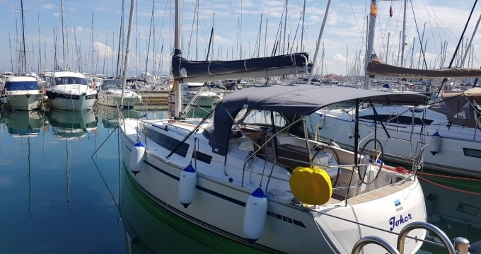 Rent a Bavaria Bavaria 34 Cruiser Izola