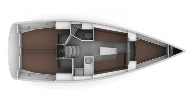 Boat rental Bavaria Bavaria 34 Cruiser in Izola on Samboat