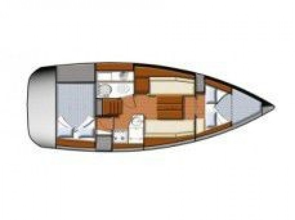 Jeanneau Sun Odyssey 30i between personal and professional Izola / Isola