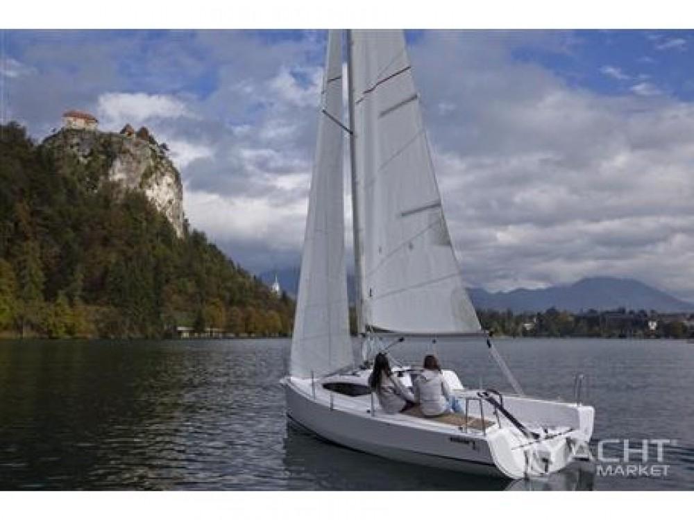 Rental Sailboat in Izola / Isola - Elan Elan E1