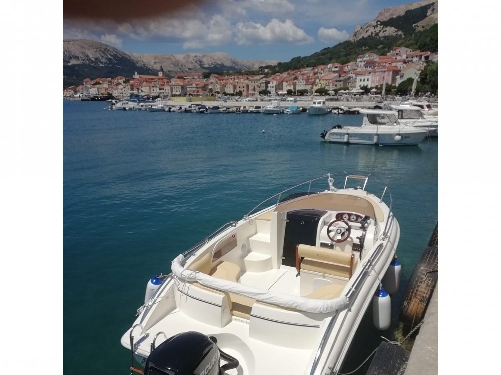Rental Motor boat in Izola / Isola -  Eolo 590 Day