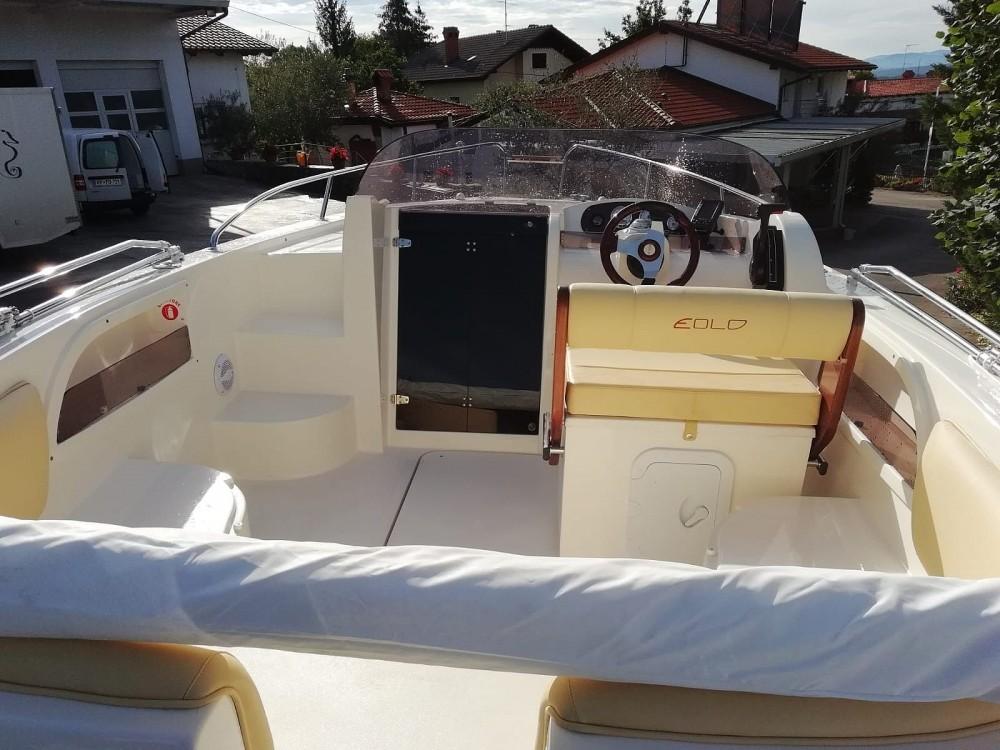 Boat rental Izola / Isola cheap Eolo 590 Day