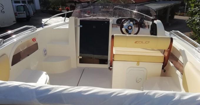 Boat rental  Eolo 590 Day in Izola / Isola on Samboat