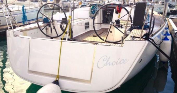 Rental Sailboat in Izola - Dufour Dufour 45