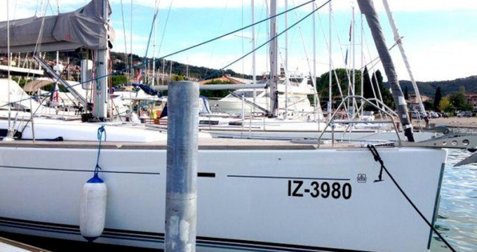Hire Sailboat with or without skipper Dufour Izola