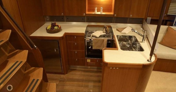 Rental yacht Sant Antoni de Portmany - Elan Impression 514 on SamBoat