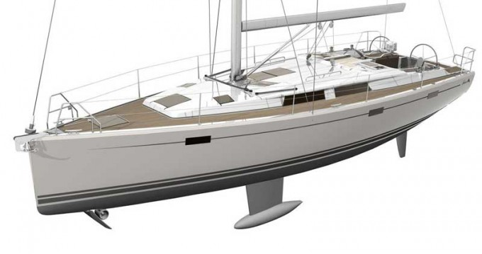 Boat rental Sant Antoni de Portmany cheap Hanse 415